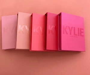 blush, makeup, and kylie cosmetics image