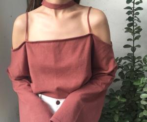 fashion, aesthetic, and asian fashion image
