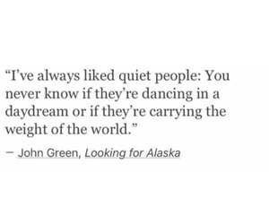quotes, john green, and book image