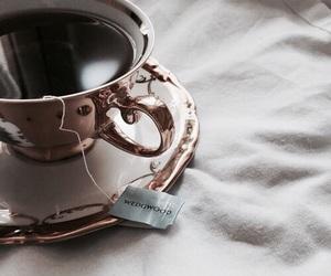 tea, coffee, and drink image