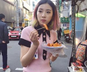 asian, food, and girl image
