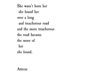 quotes, atticus, and poetry image