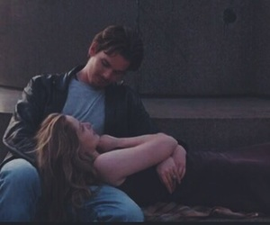 couple, love, and before sunrise image