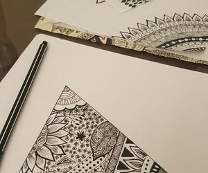 art, doodles, and doodle art image