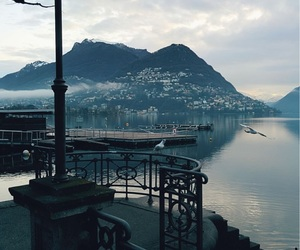 switzerland, travel, and lugano image