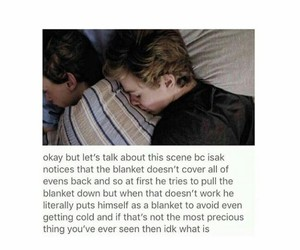 gay, skam, and even image