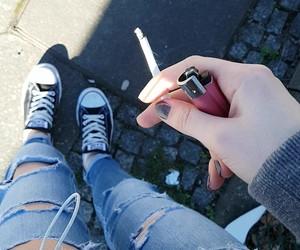 chucks, smoke, and style image