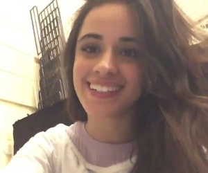 girl, smile, and camila cabello image