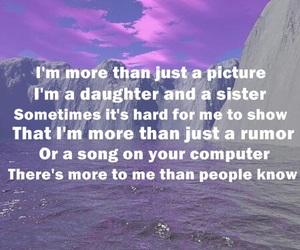 feminist, indie, and Lyrics image