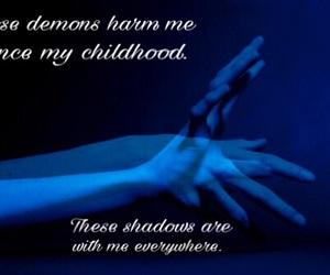 dark, songwriter, and Darkness image
