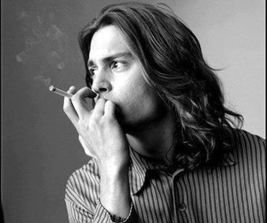 johnny depp, actor, and hair image