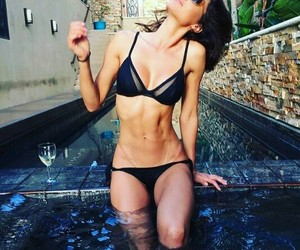 fit, fitness, and gym image