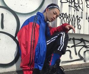 asian boy, asian fashion, and kfashion image