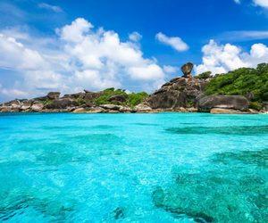 belleza, isla, and paraiso image