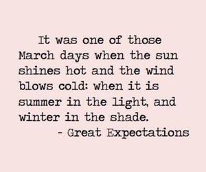 march, quote, and summer image
