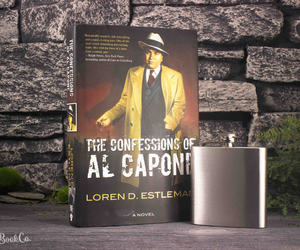bookish, gangster, and new york image