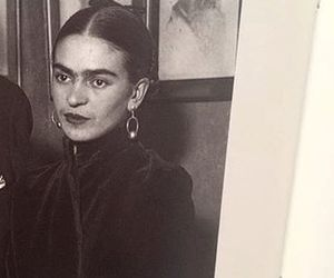 artist, frida kahlo, and icon image