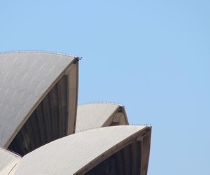 architecture, australia, and blue image