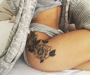 goals, tattoo, and grey image