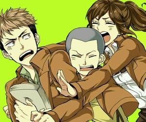 fanart, shingeki no kyojin, and anime image
