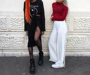 beauty, fashion, and black image