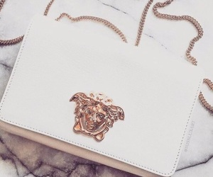 bag, Versace, and luxury image