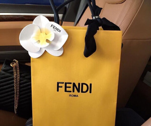 fendi and fashion image