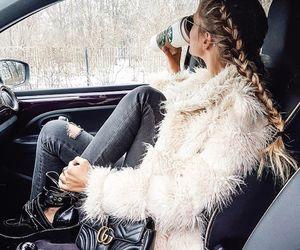 fashion, braid, and style image