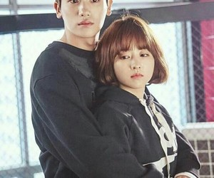 kdrama, park bo young, and strong woman do bong soon image