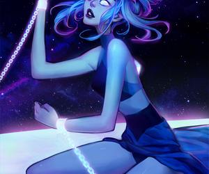 cartoons, lapis lazuli, and gemas image