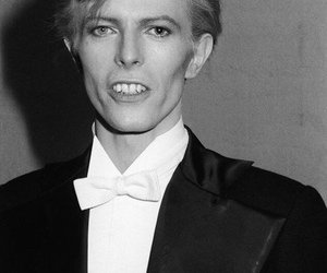 david bowie and handsome image