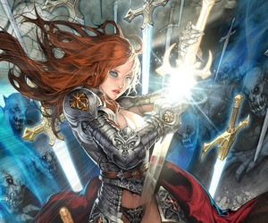 art, wow, and fantasy image