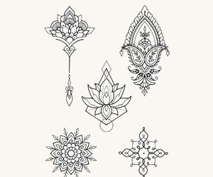 tattoo mandala image