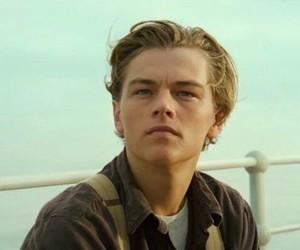 titanic, leonardo dicaprio, and jack image