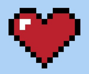 heart, overlay, and wallpaper image