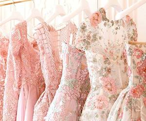 beaded, style, and dresses image
