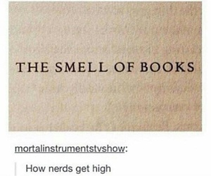 book, nerd, and reading image