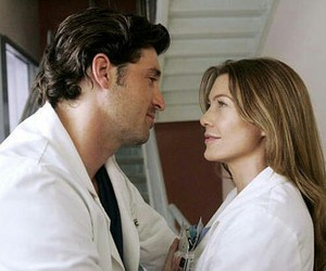 greys anatomy, tv show, and meredith grey image
