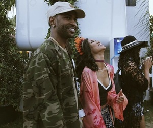 big sean, jhene aiko, and relationship goals image