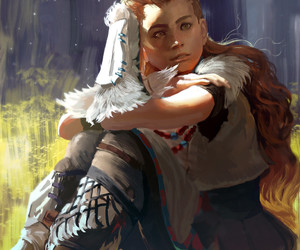 wallpaper and aloy image