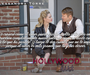 quote and hollywood dirt image
