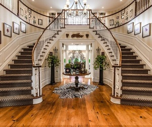 home and beautiful stairs image