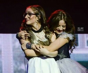 karol sevilla and carolina kopelioff image