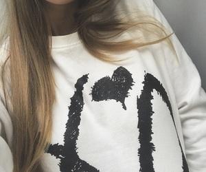 boo, hoodie, and music image