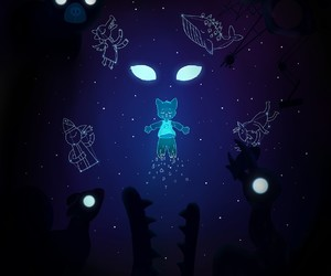 fanart, mae, and night in the woods image