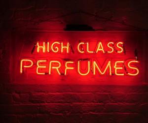 light, neon, and perfumes image