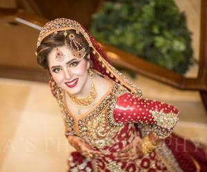 bride, hindi, and indian image