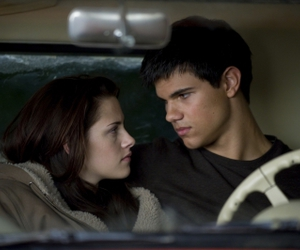 twilight, new moon, and jacob black image