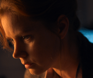 Amy Adams, arrival, and film still image