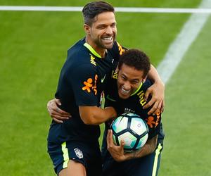 brazil, diego, and neymar image